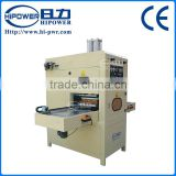 Vehicle muffler cotton noise cotton welding machine