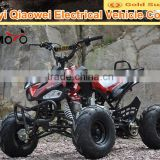 QWMOTO CE New Design off road 125cc Children ATV Kawasaki style 4 wheel Mototcycle ATV for cheap Sale