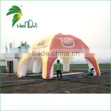 Hongyi Custom Good Selling Advertising Event Commercial Use Inflatable Tent