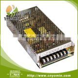 factory price 100W AC to DC 5V 12V 15V 24V single output switching mode power supply (S-100)