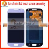 White black blue LCD Touch Screen Digitizer Assembly Replacement for Samsung Galaxy S4 Mini i9195 i9190 original