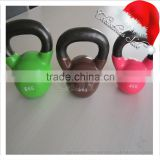 Christmas Carnival best price fitness center crossfit kettlebell plates safety coated durable