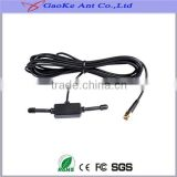 car adhesive 3g antenna,car 3g modem antenna with SMA connector,huawei usb 3g modem with external antenna