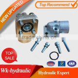 hydraulic gear pump carbon steel a105n flanges of WK-Hydraulic WRIA coupling WRIA30-12-M