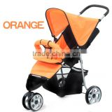 3 wheels promotion item baby pram umbrella baby stroller