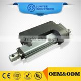 Ball screw 12000N linear actuator with potentiometer