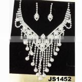 indian bridal imitation pearl jewelry sets wholesale