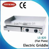 professional stainless body teppanyaki electric griddle                                                                         Quality Choice