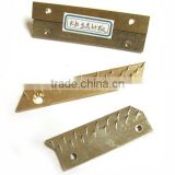 Textile Machinery Spare Parts Pin Holder