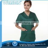 OEM service fashion design clothing linen sexy girls photos open hospital nurse costume dres