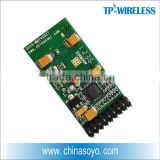 RF Digital Wireless Microphone Module Solution (Audio transmitter receiver module)