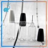 needle top for PET plastic bottle cone childproof cap for eliquid dropper bottle high quality PET bottles wholesale