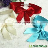 2015 hot sale ribbon bow with elastic loop/gift wrapping ribbon bows                                                                         Quality Choice
