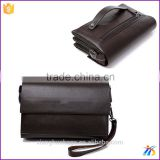 Classic leather biker wallets men's handbags purses wholesale alibaba china