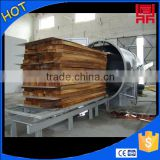 used for hardwood vacuum drier,factory recommended high frequency vacuum dryers