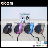 vertical computer usb game mouse,factory the hottest optical game mouse,wholesale new gaming mouse---GM6055---Shenzhen Ricom