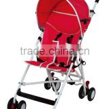 custom simple safety baby stroller with big wheels in good quality                                                                                                         Supplier's Choice