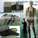 fly fishing breathable wader