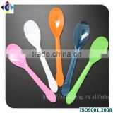 Disposable Plastic Spoon, Ice Cream Spoon, Yogurt Spoon, Spoon With Food, Ice Cream Sample Spoon