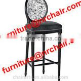 shanghai commercial furniture wholesale event rental acrylic wooden Victoria bar Chair