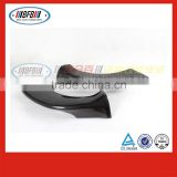 wholesale auto bodykit front bumper FOR Audi A4 Carbon fiber front lip splitter
