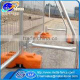 Hot sale cheap prices decorative eco friendly temporary fence metal fence panels