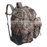 E755 Waterfowl Ruck Sack Outdoor Camo Hunting Backpack Waterproof