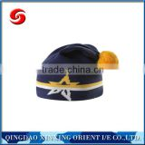 Beautiful Acrylic beanie with top ball wholesale on alibaba