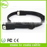 (3FT) 1Meter eSATA to eSATA cable for Storage Device DVD Rom HDD Hard Drive