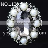 retro pearl diamond alloy diy hair accessories headdress ornaments handmade diy material bags shoes 1126