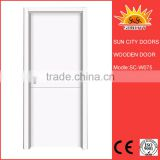 SC-W075 Excellent Quality Low Price Mdf Exterior Wood Door,China Solid Wood Doors