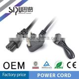 SIPU Low price India stranded Copper dc 24v power cable