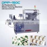 Newest Small Alu Alu Blister Packing Machine