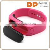 new products 2016 single side earbuds stereo bluetooth headset bracelet mini bluetooth earphone