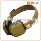 Cheap Cool outdoor stereo headphone with clear sound winter ear muffs high quality headset