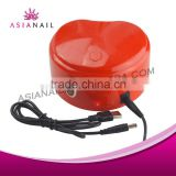 Fashion Designer Excellent Material Cover Nail Led Lamp