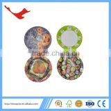 007 pizza disposable paper plate raw material
