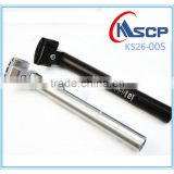 Hot sell Light weight forged aluminum alloy bike /bicycle seat post 27.2mm/28.6mm/31.8 mm for MTB
