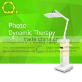 Multi-Function Professional 2 In 1 Led Light Photon Skin Rejuvenation And Acne Treatment Soft Led Pdt Bio-light Therapy Machine Yellow 590 Nm