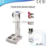 Testing and Analyzing Body-Shaping and Weight-Loss Salon Equipment/Body Composition Analysis Machine