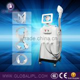facial clean SHR IPL beauty machine hair removal pigment therapy vascular therapy skin rejuvenation