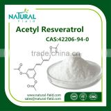 Health Care Product Acetyl Resveratrol 99% HPLC