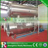 Factory price steam or water used single pot sterilizing canned food retort pot
