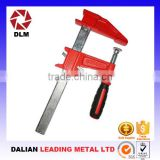 Hot Selling Good Price Clutch Type Sliding Arm F Clamps with Wood Handle for Assembly Usage