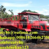 Nanyue d-trax gearbox tractor 90hp with DEUTZ engine EPA4 and front loader