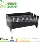 charcoal burner bbq,china box barbecue grill,simple bbq