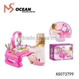 High quality kids learning drawing table projection painting desk