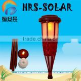 LED solar garden light/solar lawn lamp HRS-6014,solar blaze light