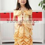 new children's baby princess dress cosplay kids Halloween Christmas Snow White dress costumes