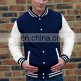 Latest Unisex Top Varsity Jacket -Kids Light jacket - navy/white from Pakistan